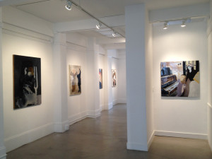 Eric Finzi's FEEL at Mark Wolfe Contemporary Art in San Francisco