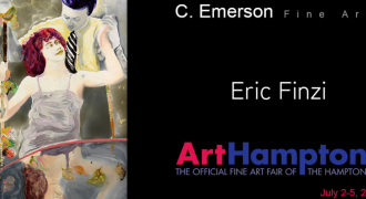 Art Hamptons July 2-5, 2015 with C. Emerson Fine Arts